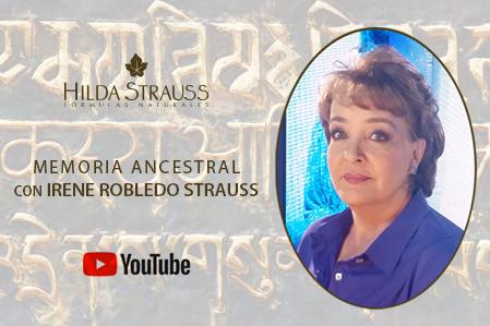 Memoria Ancestral con Irene Robledo Strauss