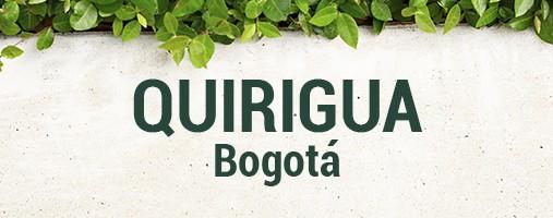 QUIRIGUA BOGOTÁ - DOMICILIOS 314 2369725