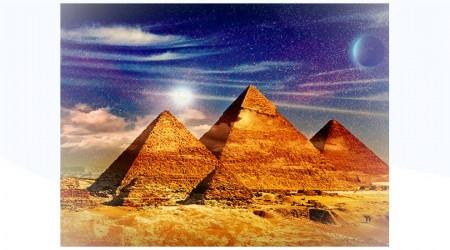 Egipcios, astrólogos sin telescopios
