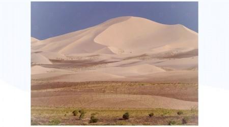 El desierto de Gobi: la puerta a la Ciudad Espejismo