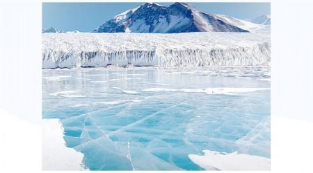 Figuras en el hielo