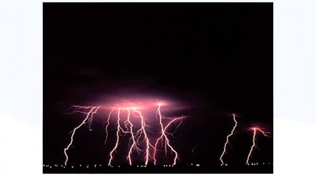 Fenómenos en las tormentas
