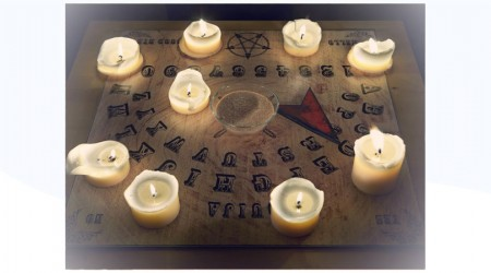 Los peligros de la tabla Ouija