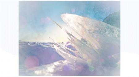 Esferas caídas del cielo y el gran vórtice de la tierra