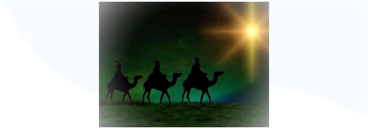 Los Reyes Magos y el Oráculo de Histaspes