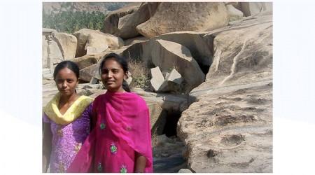 Las maravillosas piedras de Shivapur