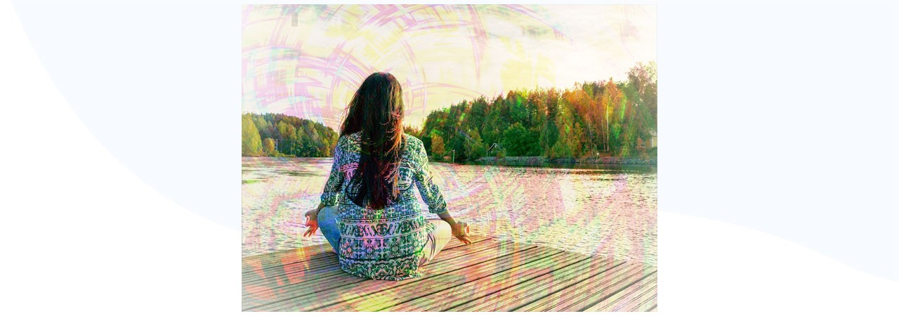 Meditación en casa