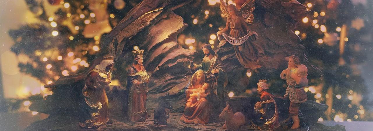 Celebración del nacimiento de Jesús