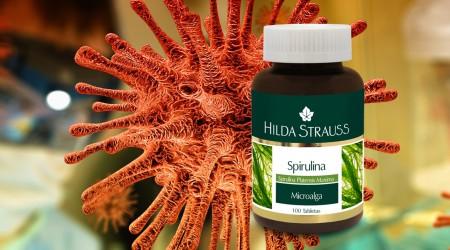 Spirulina, antiviral investigado y demostrado