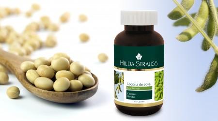 Lecitina de Soya, adelgazante, protector cerebral y antioxidante