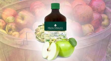 Sidra de Manzana con vegetales medicinales
