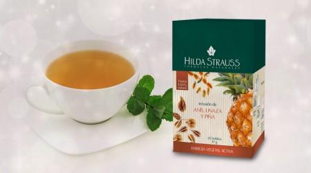 Los beneficios de las infusiones HILDA STRAUSS