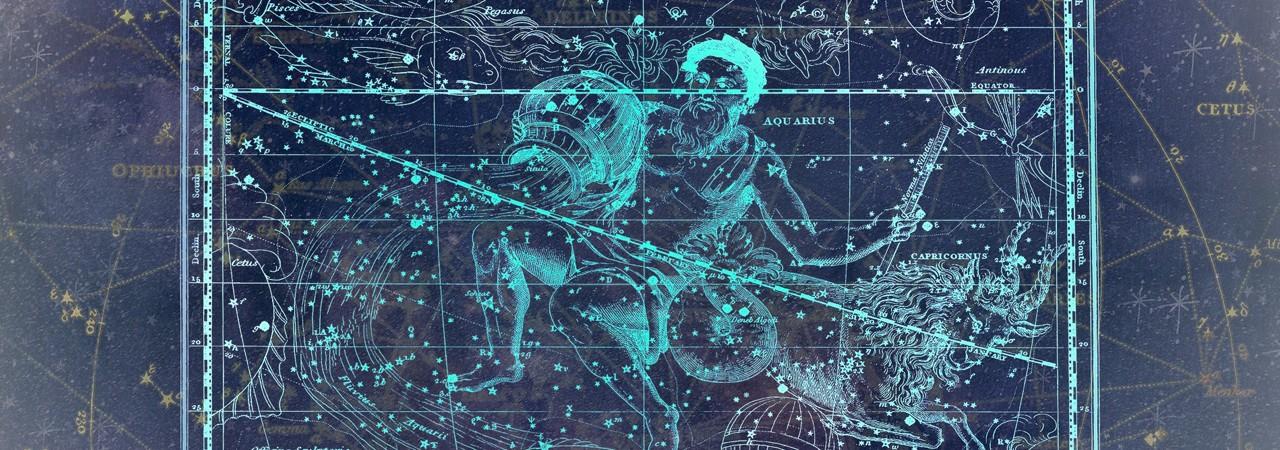 Constelaciones y la Era de Acuario